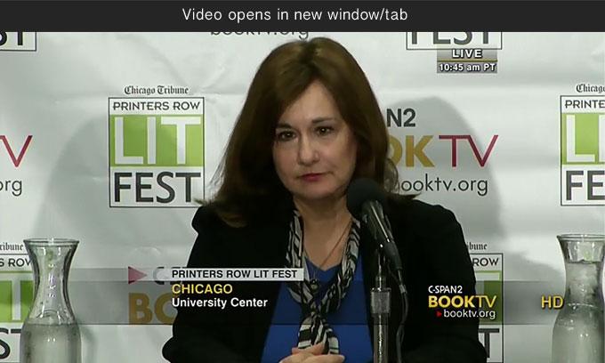 Press and Events - Sonia Taitz Author